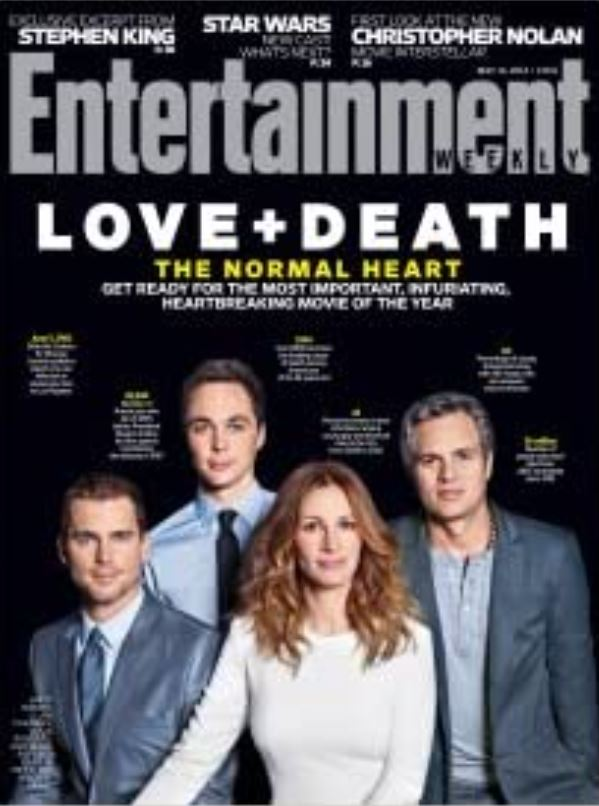 Entertainment Weekly May 16, 2014