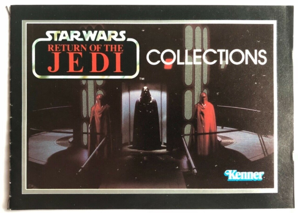 Star Wars Kenner Collections 1983