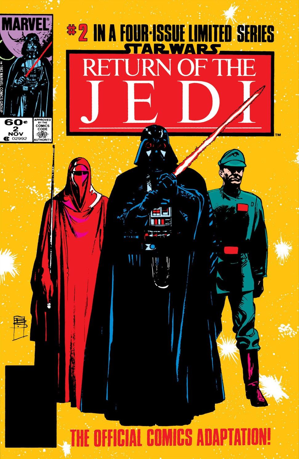 Star Wars Return of the Jedi 2 (Marvel)