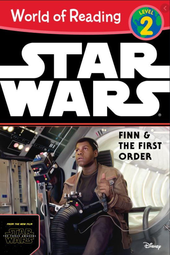 Star Wars: Finn and the First Order
