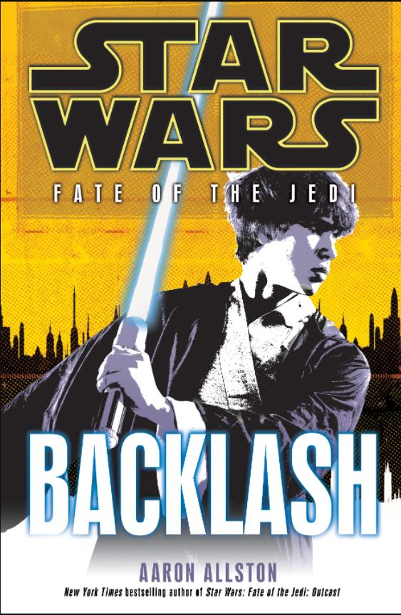 Star Wars Fate of the Jedi: Backlash