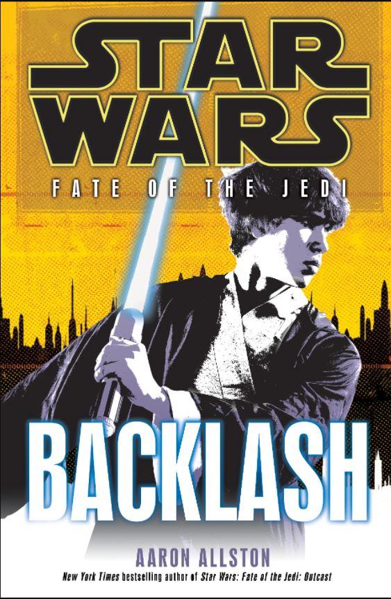 Star Wars Fate of the Jedi: Backlash