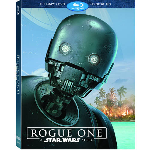 Rogue One: A Star Wars Story (Walmart Blu-ray)