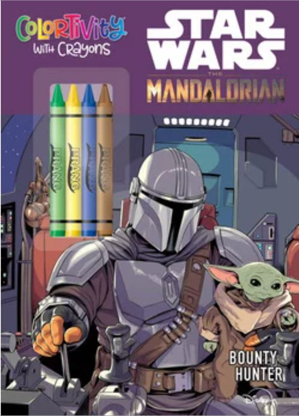 Star Wars The Mandalorian: Bounty Hunter