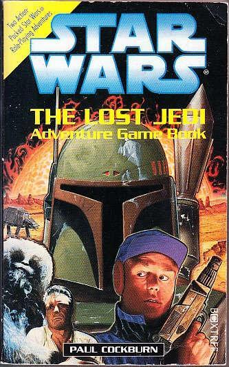 Star Wars: The Lost Jedi Adventure Book