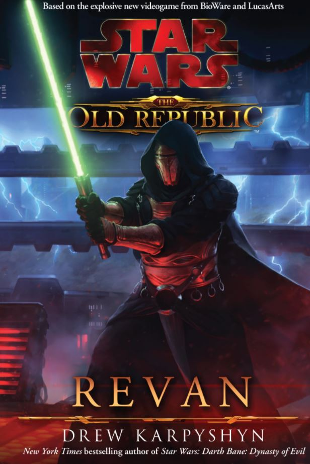 Star Wars The Old Republic: Revan (paperback)