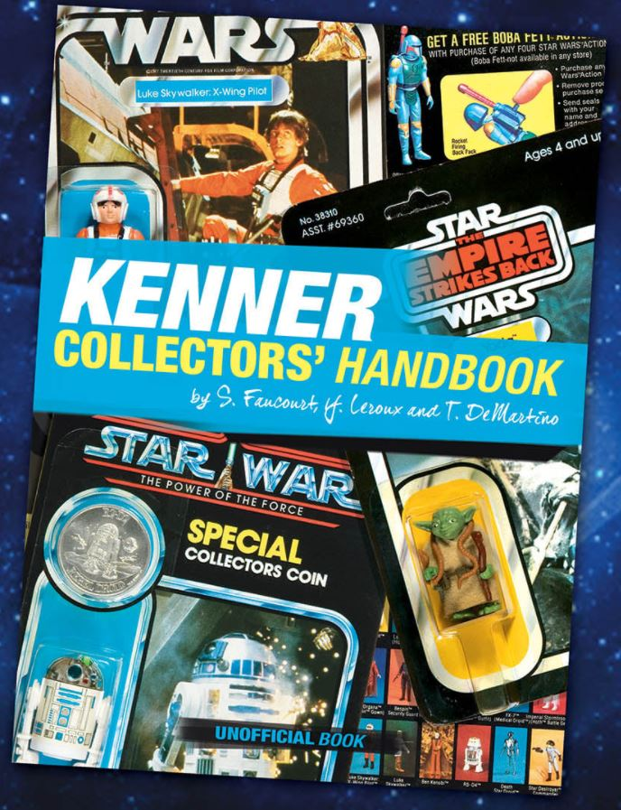 Kenner Collector's Handbook