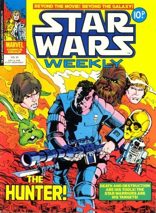 Star Wars Weekly 31