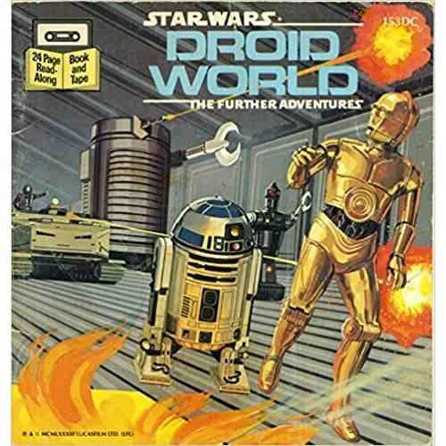 Star Wars The Further Adventures: Droid World