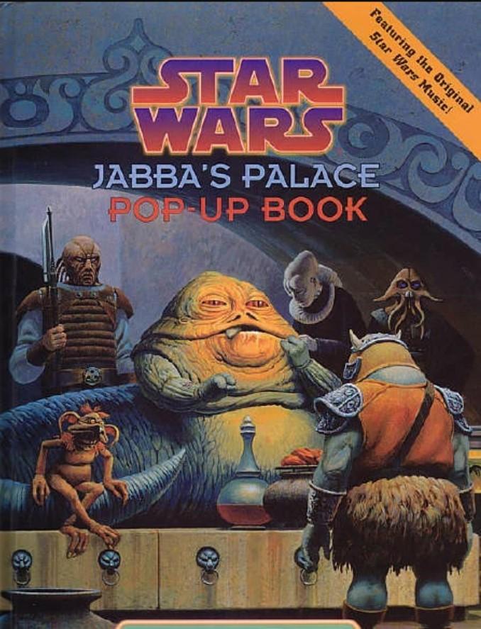 Star Wars: Jabba's Palace Pop-Up Book