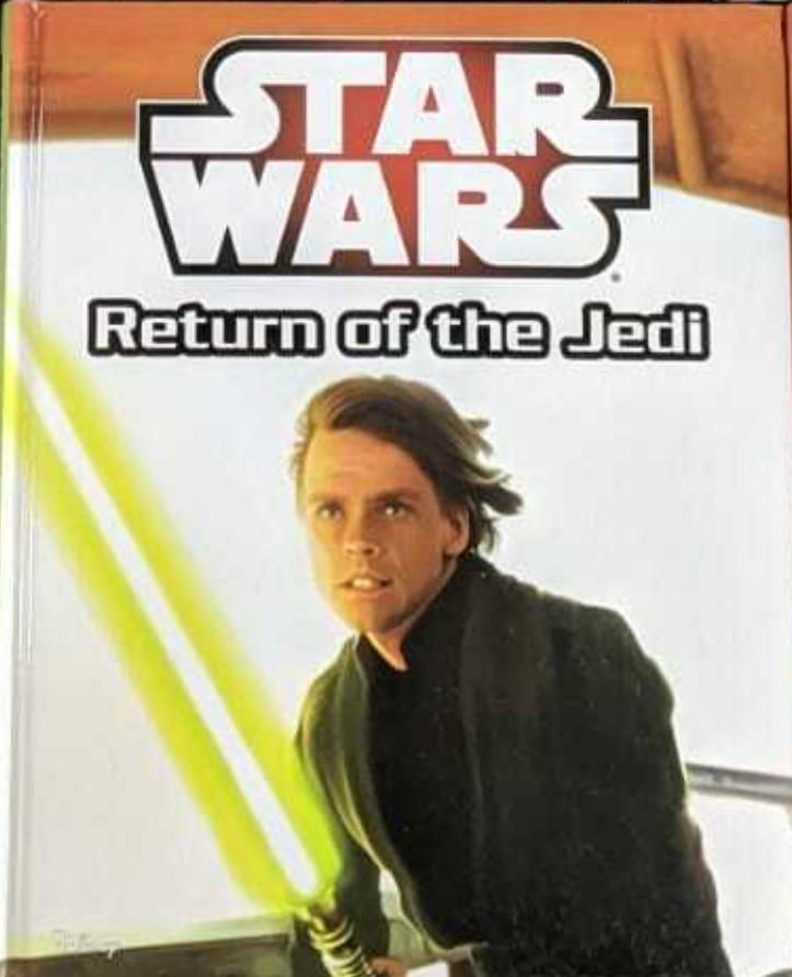 Star Wars: Return of the Jedi (Me-Reader)