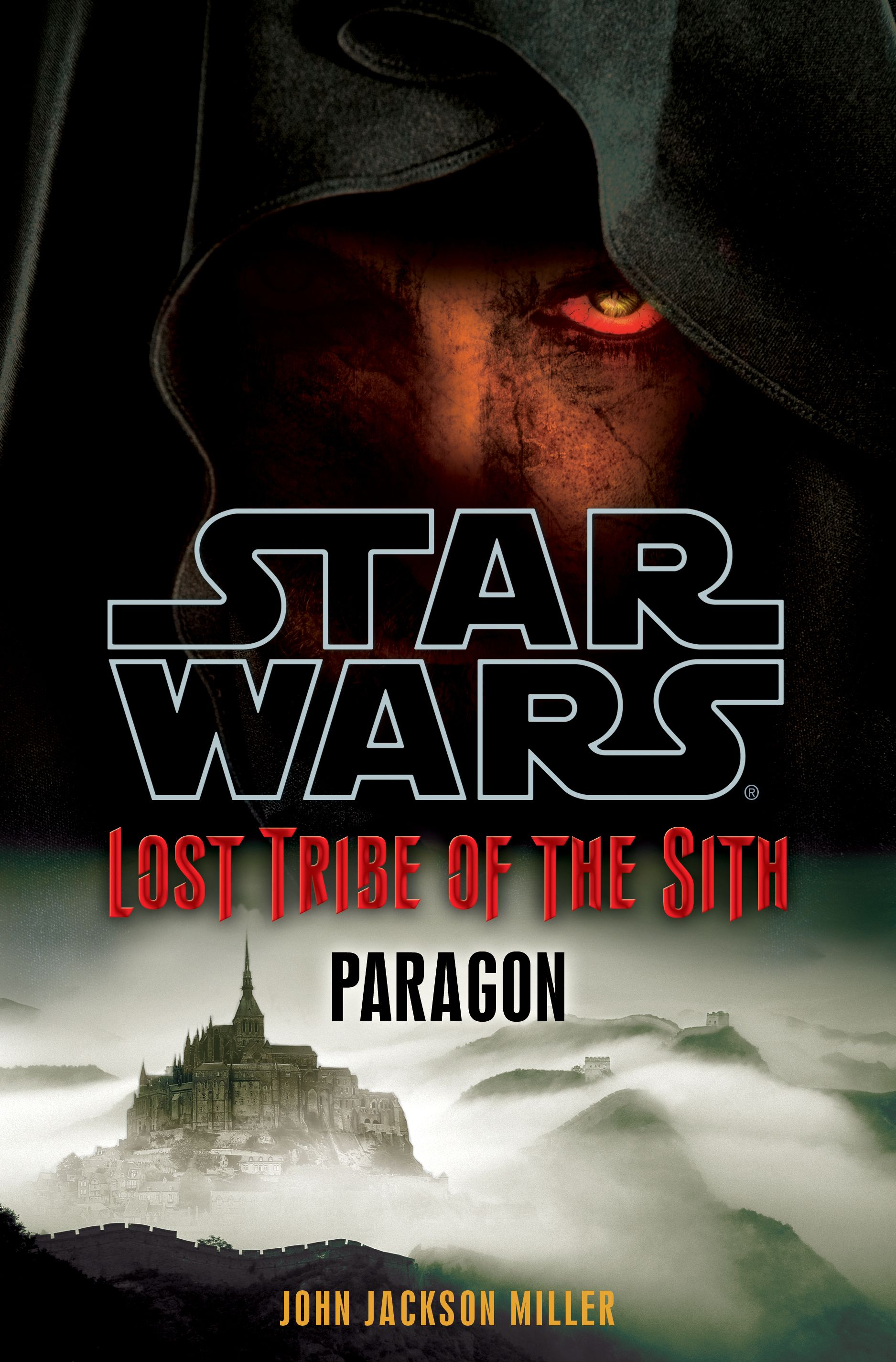 Star Wars Lost Tribe of the Sith: Paragon