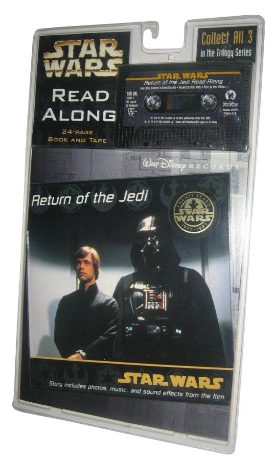 Star Wars Read Along: Return of the Jedi