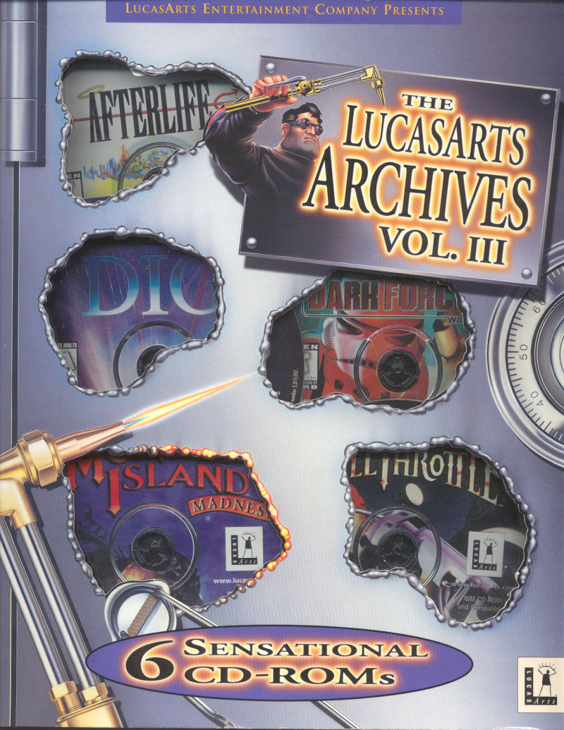 The LucasArts Archives Vol. III