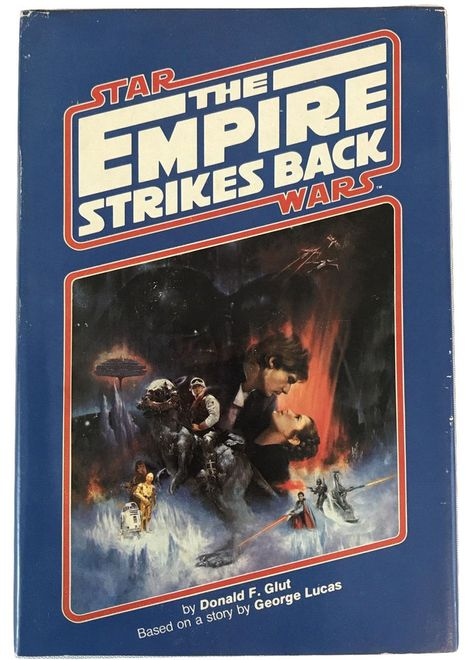 Star Wars: The Empire Strikes Back (Novel)