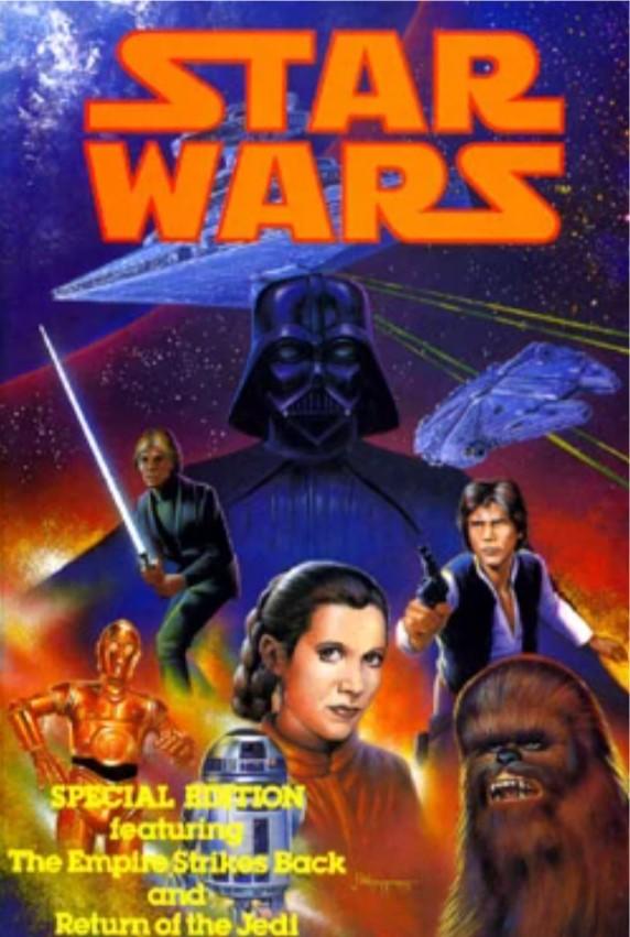 Star Wars Special Edition 1984