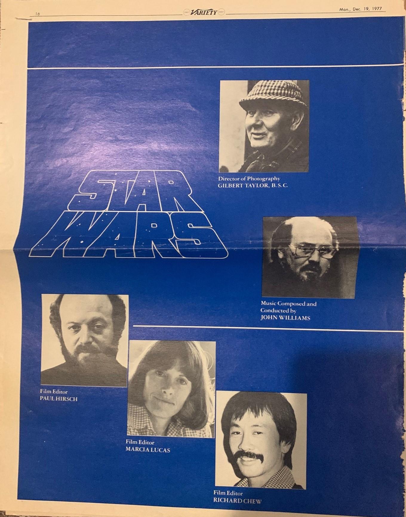 Variety December 19, 1977