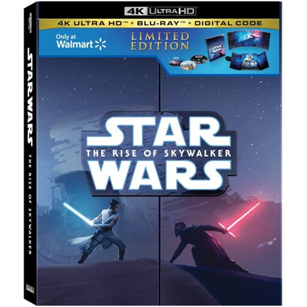 Star Wars: The Rise of Skywalker 4K Ultra HD Limited Edition