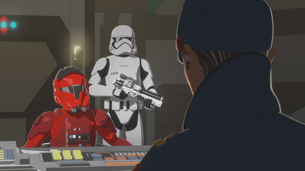 Star Wars Resistance: The High Tower