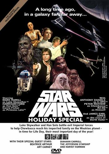 The Star Wars Holiday Special (DVD)