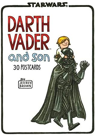 Star Wars Darth Vader and Son 30 Postcards