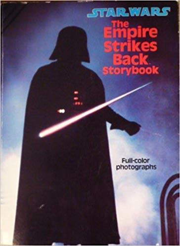 Star Wars: The Empire Strikes Back Storybook