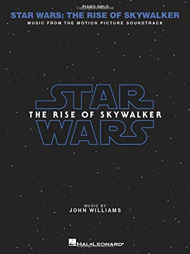 Star Wars: The Rise of Skywalker - Music from the Motion Picture Soundtrack (Piano Solo)