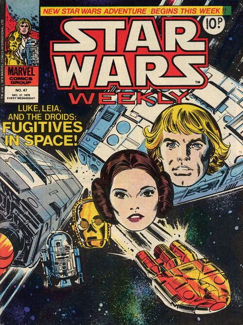 Star Wars Weekly 47