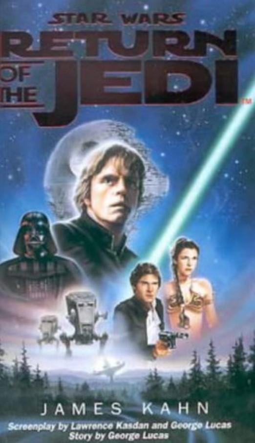 Star Wars: Return of the Jedi (Orbit UK)