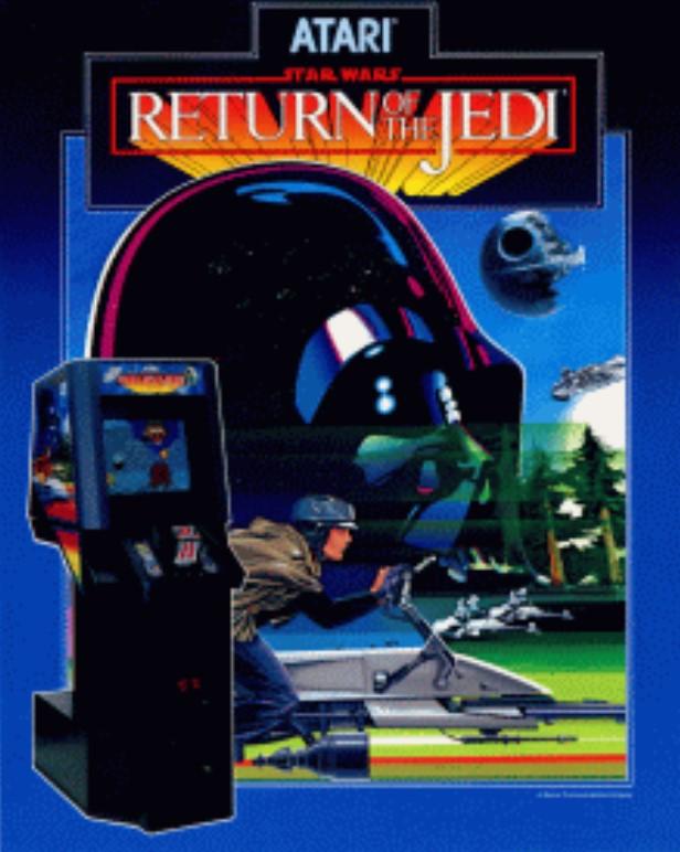Star Wars Arcade (console)