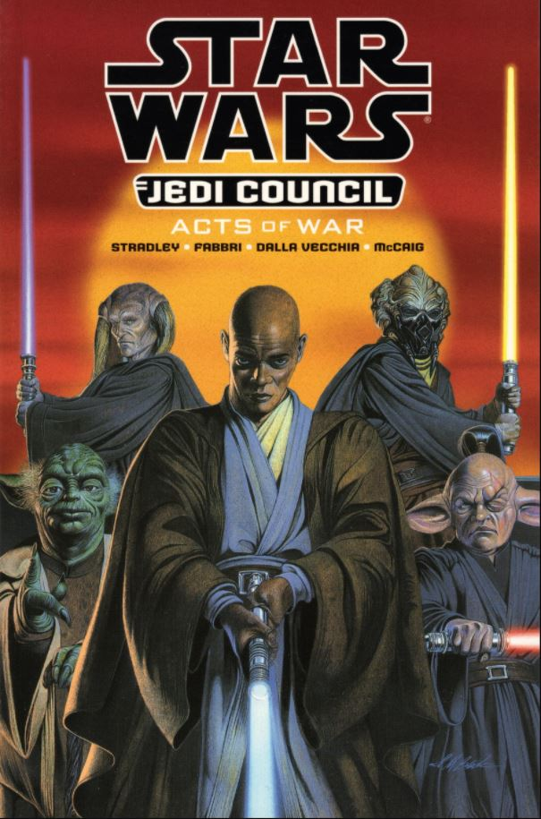 Star Wars Jedi Council: Acts of War