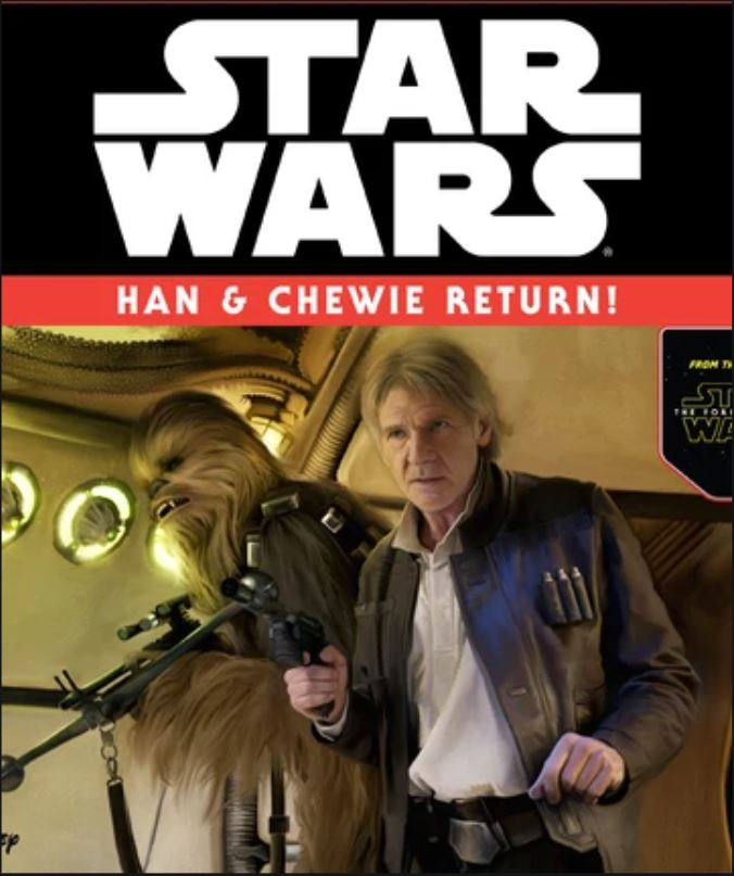 Star Wars: Han and Chewie Return