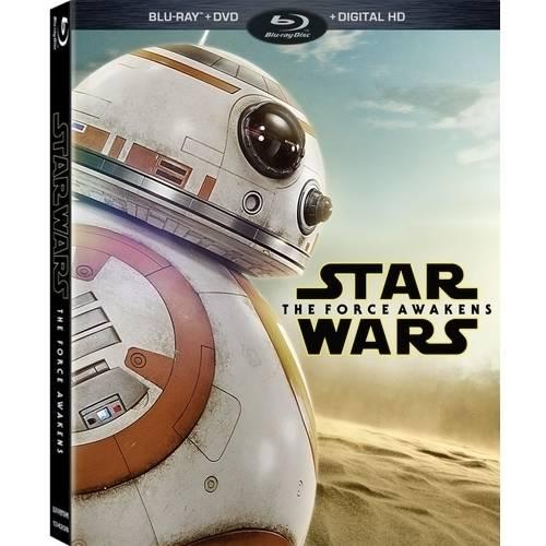 Star Wars: The Force Awakens (Blu-Ray DVD)