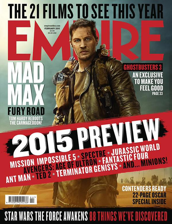 Empire Magazine 308