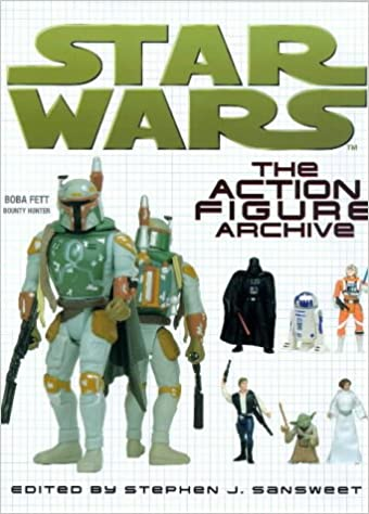 Star Wars: The Action Figure Archive (Hardcover)