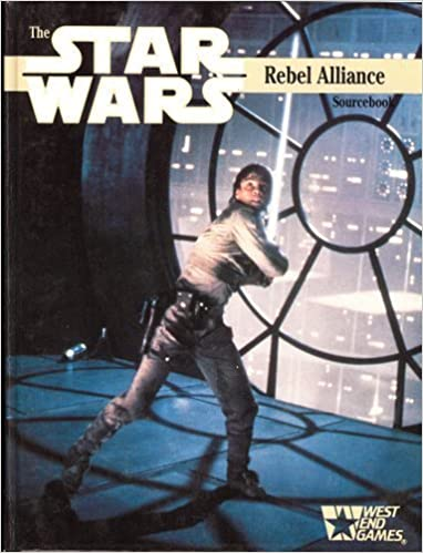 The Star Wars Rebel Alliance Sourcebook
