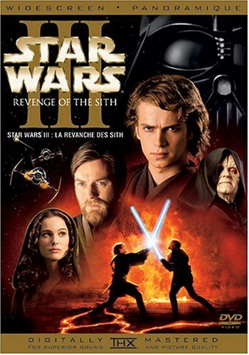 Star Wars: Episode III Revenge of the Sith (DVD)