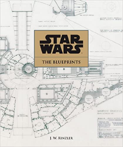 Star Wars: The Blueprints (paperback reprint)