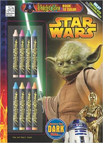 Star Wars: Beware the Dark Side (Bright Idea Book to Color)