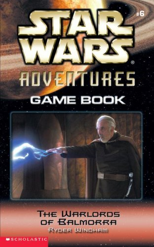 Star Wars Adventures Game Book: The Warlords of Balmorra