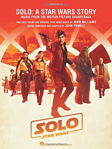 Solo: A Star Wars Story - Music from the Motion Picture Soundtrack (Piano Solo)