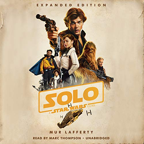Solo: A Star Wars Story - Expanded Edition (audio CD)