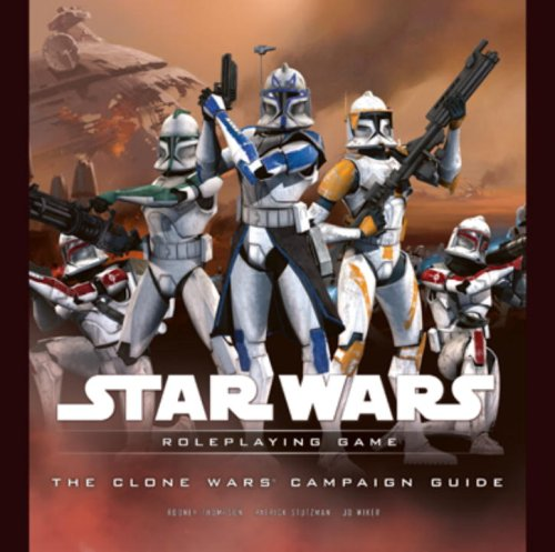 Star Wars: The Clone Wars Campaign Guide