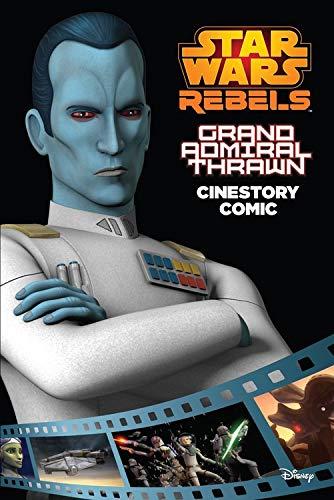 Star Wars Rebels: Thrawn Cinestory Comic