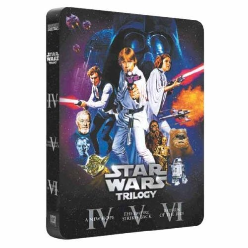 Star Wars Trilogy DVD (2006)