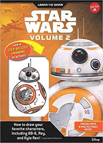 Learn to Draw Star Wars Volume 2 (Spiral)