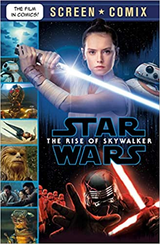 Star Wars: The Rise of Skywalker (Screen Comix)