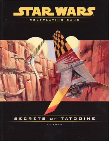 Star Wars: Secrets of Tatooine