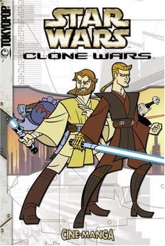 Star Wars: Clone Wars (Cine-Manga)
