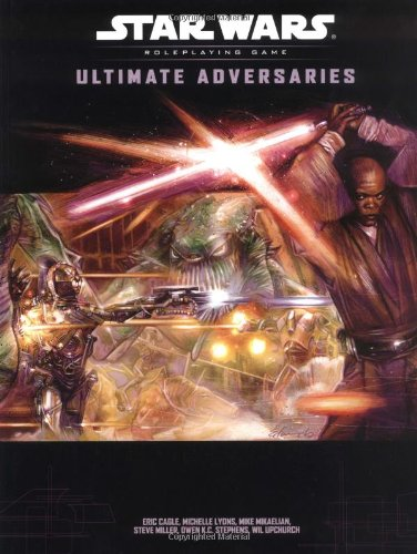 Star Wars: Ultimate Adversaries